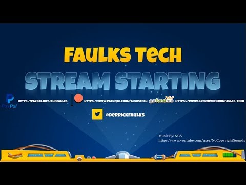 Faulks Tech Live Stream