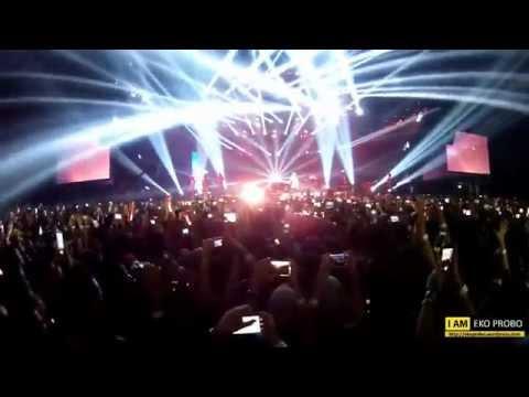 Bruno Mars (2 of 14) - The Moonshine Jungle Tour 2014 - Jakarta