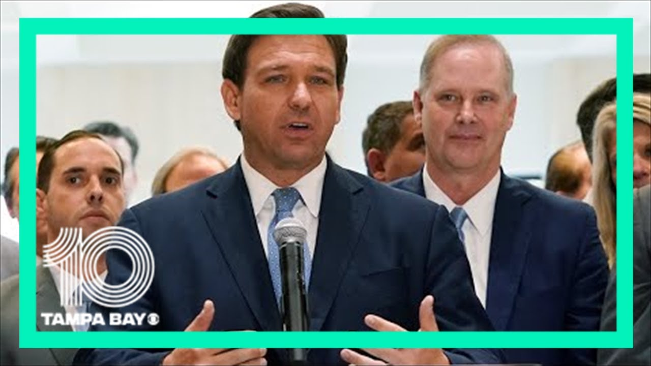 Ron DeSantis Plays Disaster Politics as Florida Again Reels From ...