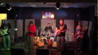 Mother Dugan clips at Alexander Recording Kompany's Studio, Ames, Iowa
