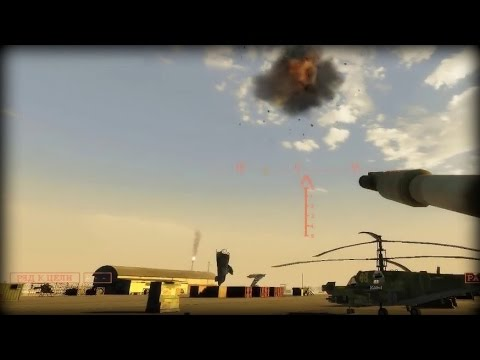Battlefield 2: AIX 2.0 - Highway Tampa (64 Bot Singleplayer)