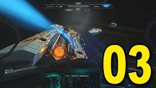 Infinite Warfare - Part 3 - First Space Flight