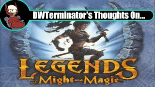 My Thoughts On... Legends of Might and Magic (or, The Dangers of Multiplayer-only Games)