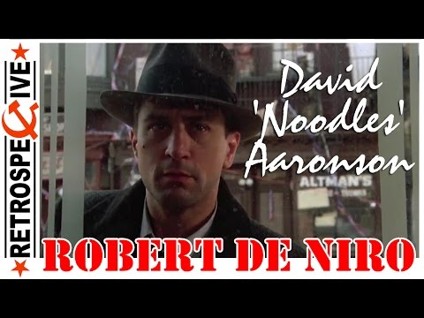 Robert De Niro As A David 'Noodles' Aaronson (From Once Upon A Time In America) (1984)