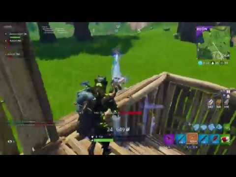 Mi Mejor Partida 19 Kills Win Solo Vs Squad Fortnite Ps4