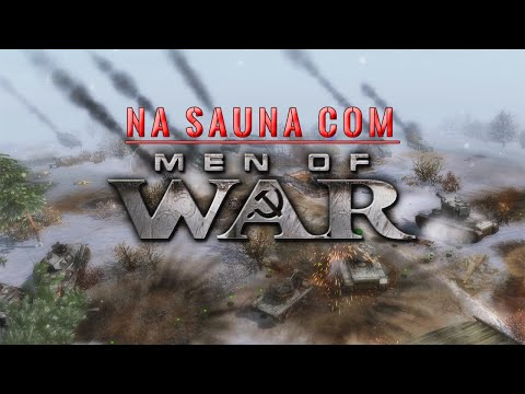 Na sauna com: Men of War (Moscow is Behind Us!) CO-OP