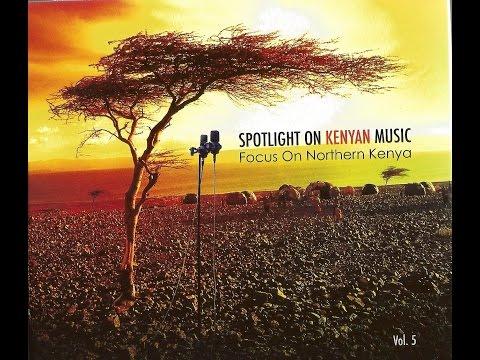 Music of Northern Kenya Documentary -  English
