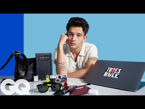 10 Things The 1975s Matty Healy Cant Live Without | GQ