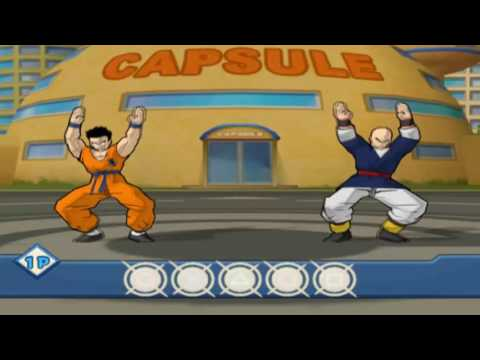 Dragon Ball Z Budokai - Infinite World All Transformations And Fusions