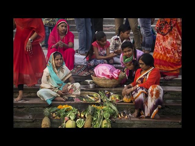 Triveni Aarti töreni - Rishkesh 2017 / Aarti Ceremony in Triveni - Rishkesh 2017
