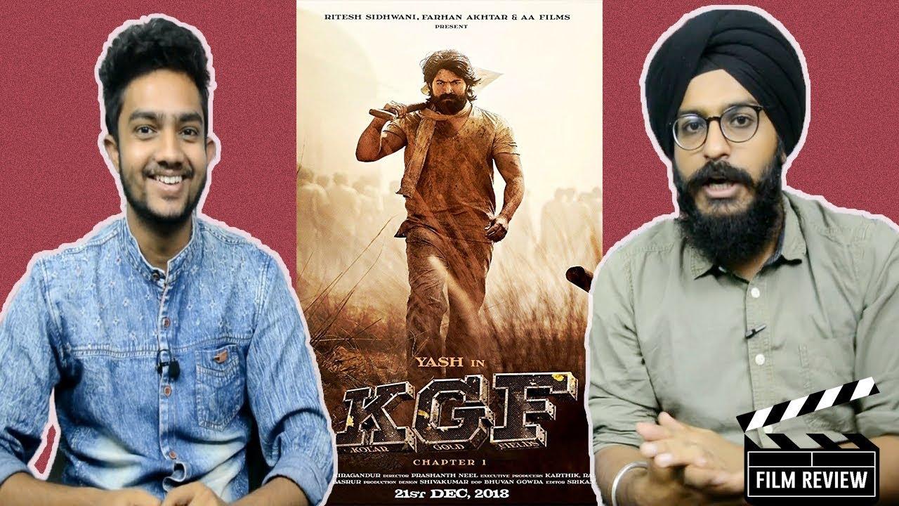 Kgf Chapter 1 Review Spoiler Free Hindi Review Yash
