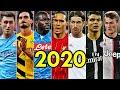 HD ● افضل 10 مدافعين في عالم كرة القدم 2020 ● مهارات دفاعية خارقة