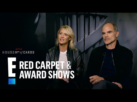 """Robin Wright on """"House of Cards"""" Season 6 Without Kevin Spacey 