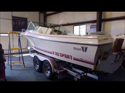 Repeat 1954 Evinrude Super Fastwin 15 hp by Will's Garage
