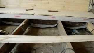 видео Изоспан В: инструкция по применению для пола в деревянном доме
