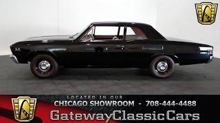 1967 Chevrolet Chevelle 300 Gateway Classic Cars Chicago #1048