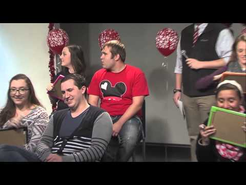 Rogers State University Valentine's Day Couples Love Show