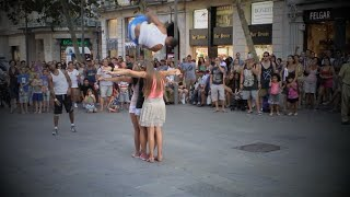 Amazing Breakdancing Barcelona HD