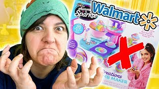 Give Me a Refund! TESTING 2 CRAFT KITS FROM WALMART review SaltEcrafter #61