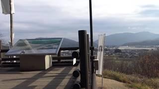 関ヶ原の戦いで西軍を指揮した石田三成の陣営が置かれた高台には、開戦...