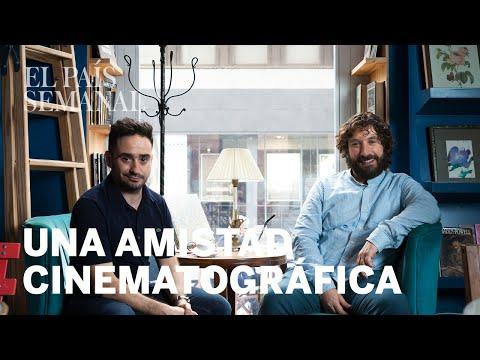 Juan Antonio Bayona y Sergio G. Sánchez  Dúos  El País Semanal