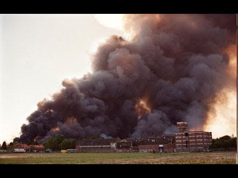 Fireworks Explosion Enschede (NetherStories)