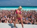 Мексика.Канкун.Гранд Оазис Канкун.Cancun beach party.Mexico.Cancun.Spring break