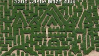 Corn Maze Fun at Gaeddert & Martisko Farms, Buhler, KS!
