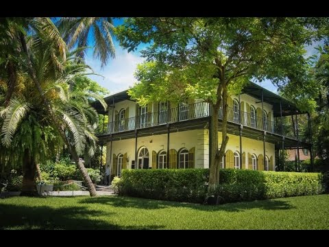 Key West Hemmingway House Museum Tour