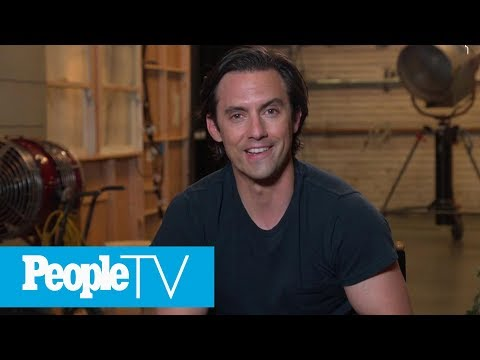 Why Milo Ventimiglia Says His 'Foul Mouth' Gets Him Into Trouble On Set | PeopleTV