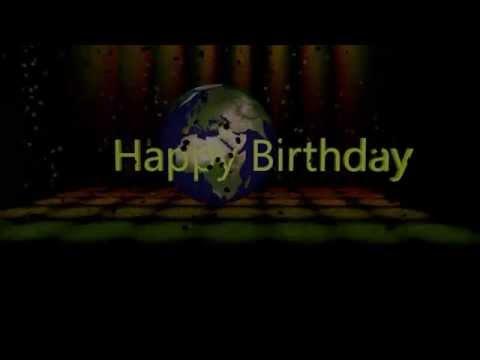 Mal ein anderes Geburtstagsvideo Teil 1