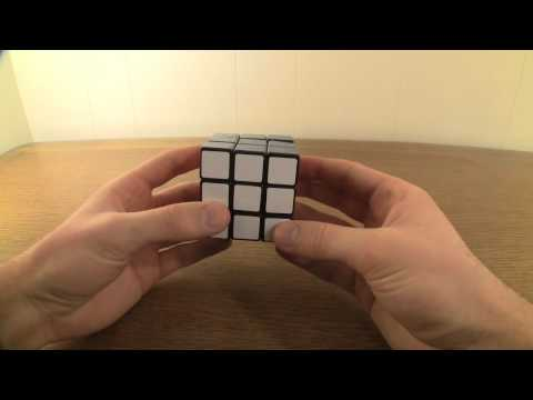 How to Solve a Rubik's Cube!: Cube Notation