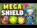 MEGA SHIELD CAMILLE! 6 SHIELDS WITH 4000+ HP! (GOD MODE CAMILLE) - League of Legends