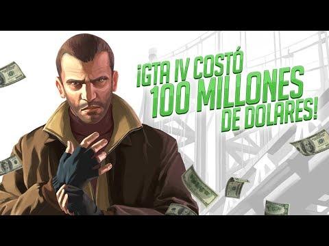 El desarrollo de GTA IV (Los millones de Rockstar)