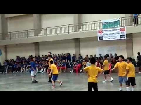 NEUHOF SCHOOL BASKETBALL BLUE VS YELLOW
