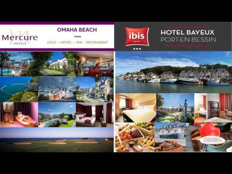 Teaser HOTELS Mercure & Ibis @ Omaha-Beach, NORMANDIE
