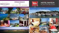 Teaser HOTELS Mercure & Ibis @ Omaha-Beach, NORMANDIE