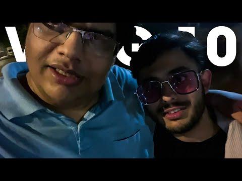 GETTING SENTI WITH @CarryMinati AND @Kunal Kamra : 100K SUBSCRIBERS | Vlog #10