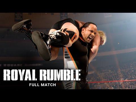 FULL MATCH - Ric Flair vs. MVP - Career Threatening Match: Royal Rumble 2008