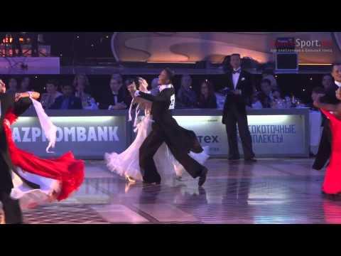 Jing Wang - Yuanyuan Hao, China, 1/8 Viennese Waltz