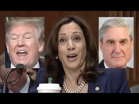 """""""NOBODY IS ABOVE THE LAW!!!"""" Kamala Harris' FIERY Speech on the Trump-Russia Investigation"""