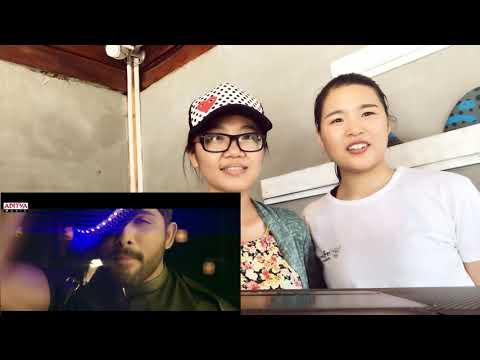 CHINESE REACT TO Seeti Maar Full Video Song//DJ Video Songs//Allu Arjun,Pooja Hegde