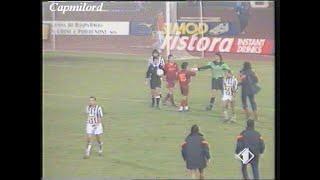 Udinese-roma 1-2 rizzitelli (2) 17ª giornata andata 24-01-1993