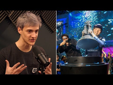 Ninja On the Future of E-Sports