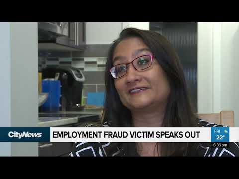 Edmonton Mother Out Over $7,000 After Employment Scam