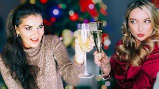 Разборки с дочерью в новогоднюю ночь / Ракурс внимания в 2021 году!