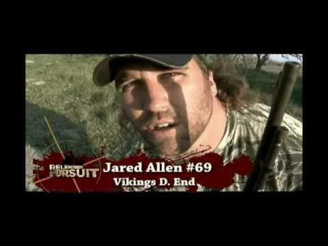 Jared Allen Texas Coyotes, Relentless Pursuit