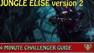 ✓ 4 Minute Challenger Guides : Jungle Gangplank | League of