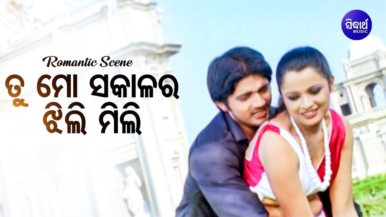 JALSHA ଜଲ୍ସା | Aakhira Jharaka Sepakhe Hajare | Arindam,Priya | Film Romantic Scene | Sidharth TV