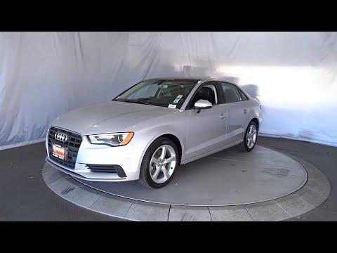 2016 Audi A3 Costa Mesa, Huntington Beach, Irvine, San Clamente, Anaheim, CA RN1980